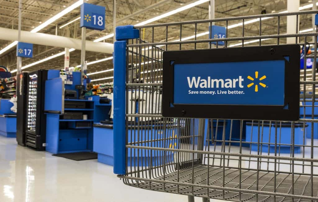 Rohnert Park Walmart Employee Accused of Stealing Nearly