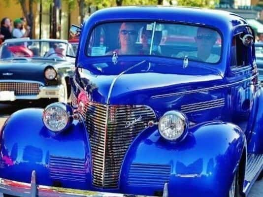 INTERVIEW: Peggy Sue's Car Show and Cruise | KSRO