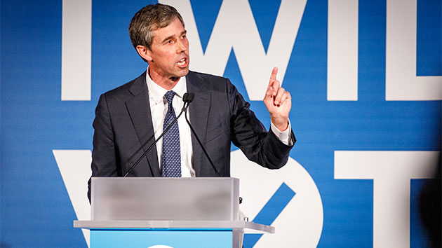 Beto O'Rourke Claims He Can Fix California Housing Crisis