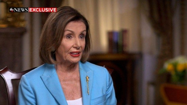 Pelosi holds off on House impeachment vote