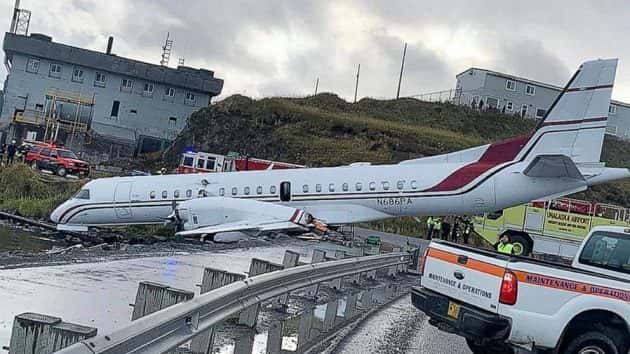 Passenger Dies From Alaska Airlines Plane Crash Ksro