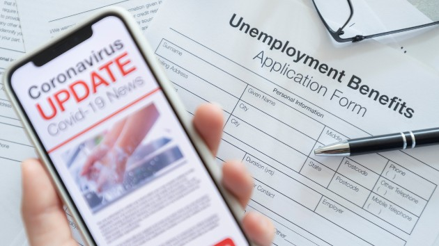 Another 779,000 Americans filed for unemployment insurance ...