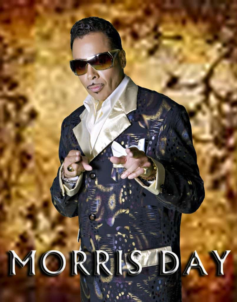 Morris day and The Time Live