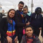 The Super Hero family