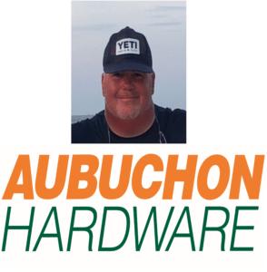 Bill Pickles, Manager of Aubuchon Hardware in Ipswich