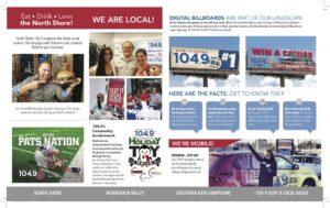 104.9 Radio Brochure Page 2