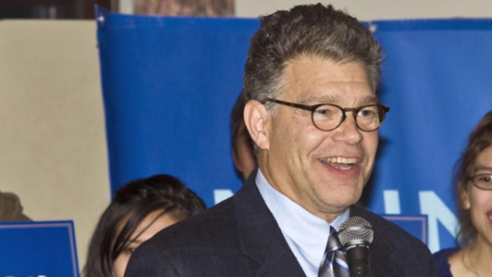 Democratic Senators Call For >> Democratic Senators Call For Al Franken To Resign Amid Sexual