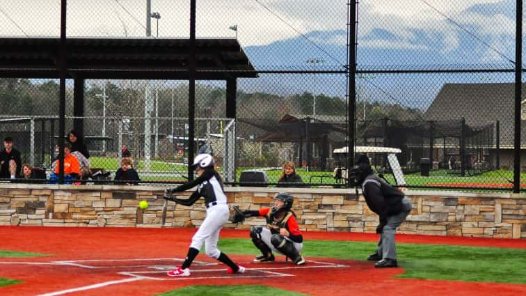 Lady Wildcats Split Softball Games in Pigeon Forge   Your