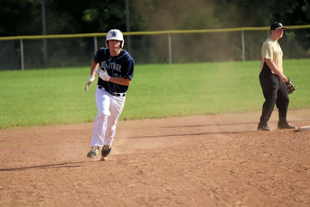 PHOTOS- Heritage Christian Academy Baseball Vs. Franklin