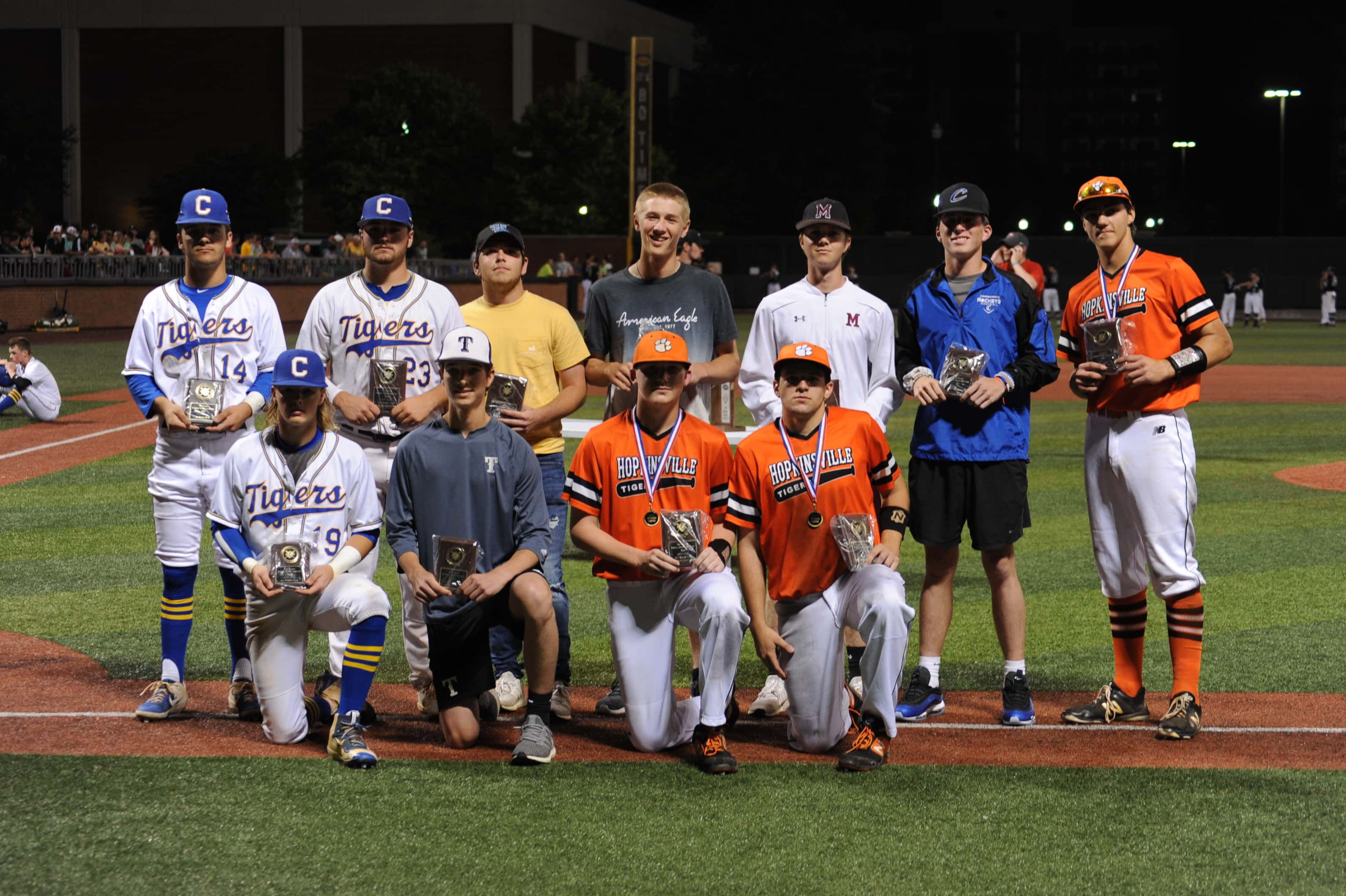 PHOTOS – All-2nd Region Baseball Team