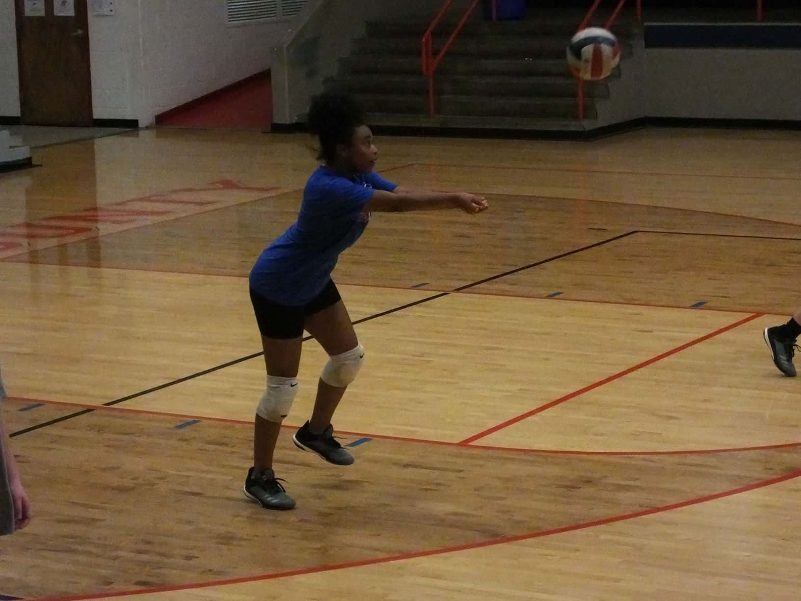 Christian County Volleyball Summer Practice