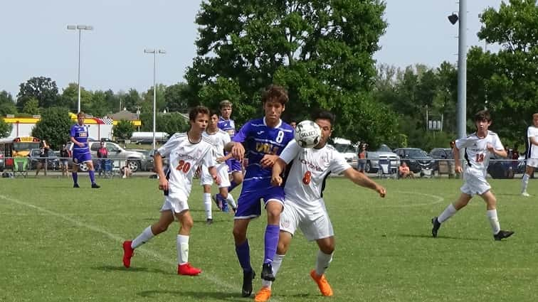 Tigers Fall to Campbell County for 4th-Place Boots & Butts