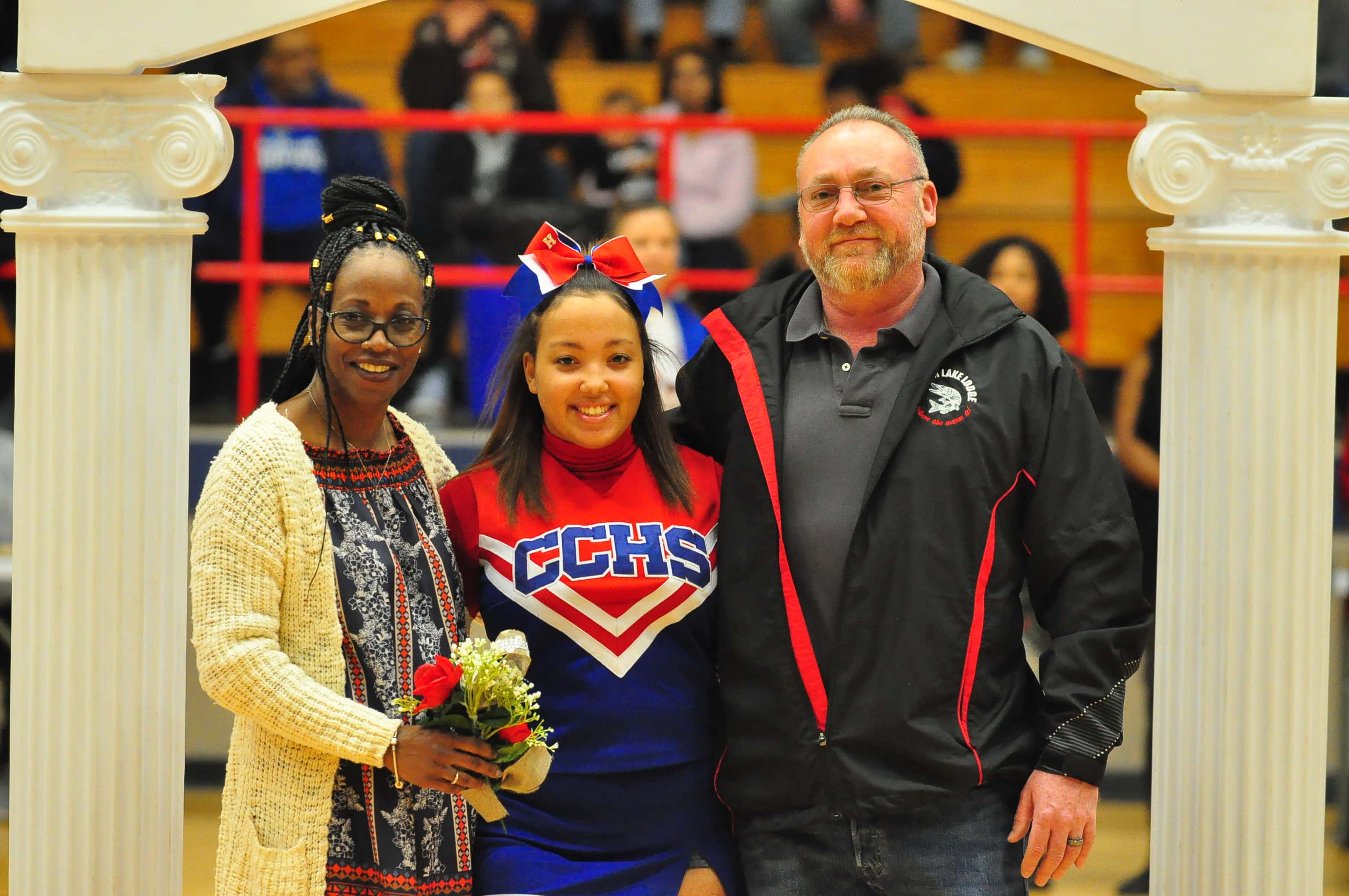 Christian County Girls Basketball Senior Night