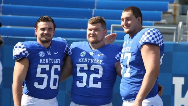 Landon Young happy to see Kentucky becoming football state ...
