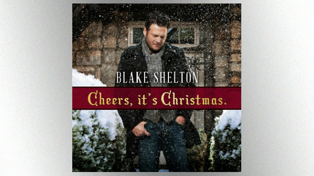 Blake Shelton Cheers Its Christmas.Blake Shelton Serves Up A Second Round Of Cheers It S