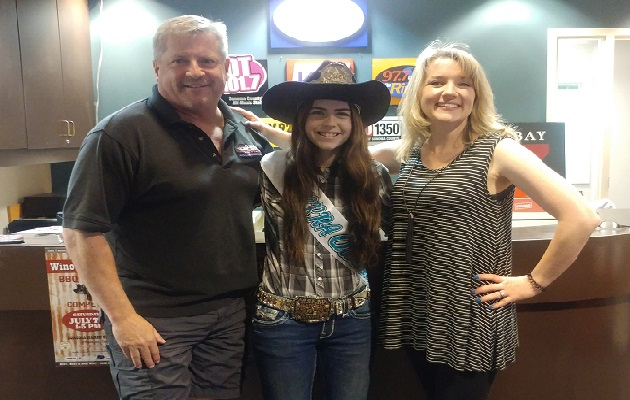 The Russian River Rodeo Queen with Rob and Joss | Froggy 92 9