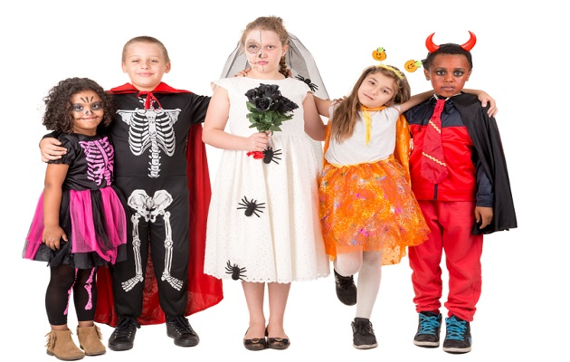 Halloween Bridesmaid Costumes.Rob Joss Talk About Your Favorite Halloween Costume Of All