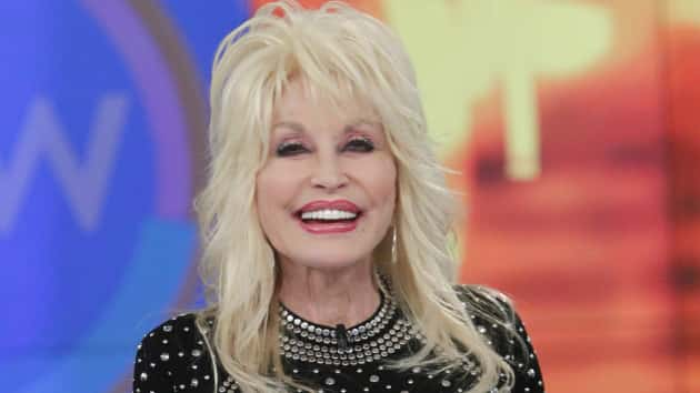 Dolly Parton reveals why she doesn't go on the rides at