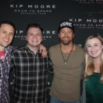 Dano, Tanner and Amber hang with Kip Moore before his sold out acoustic show at Luther Burbank Center for the Arts.