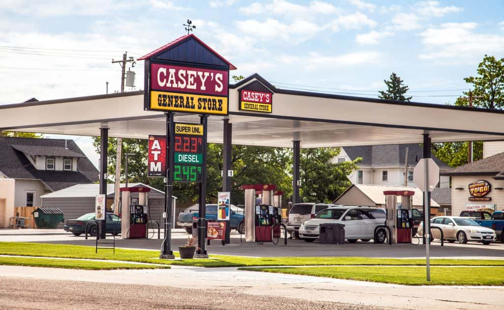 3 reviews of Casey's General Store