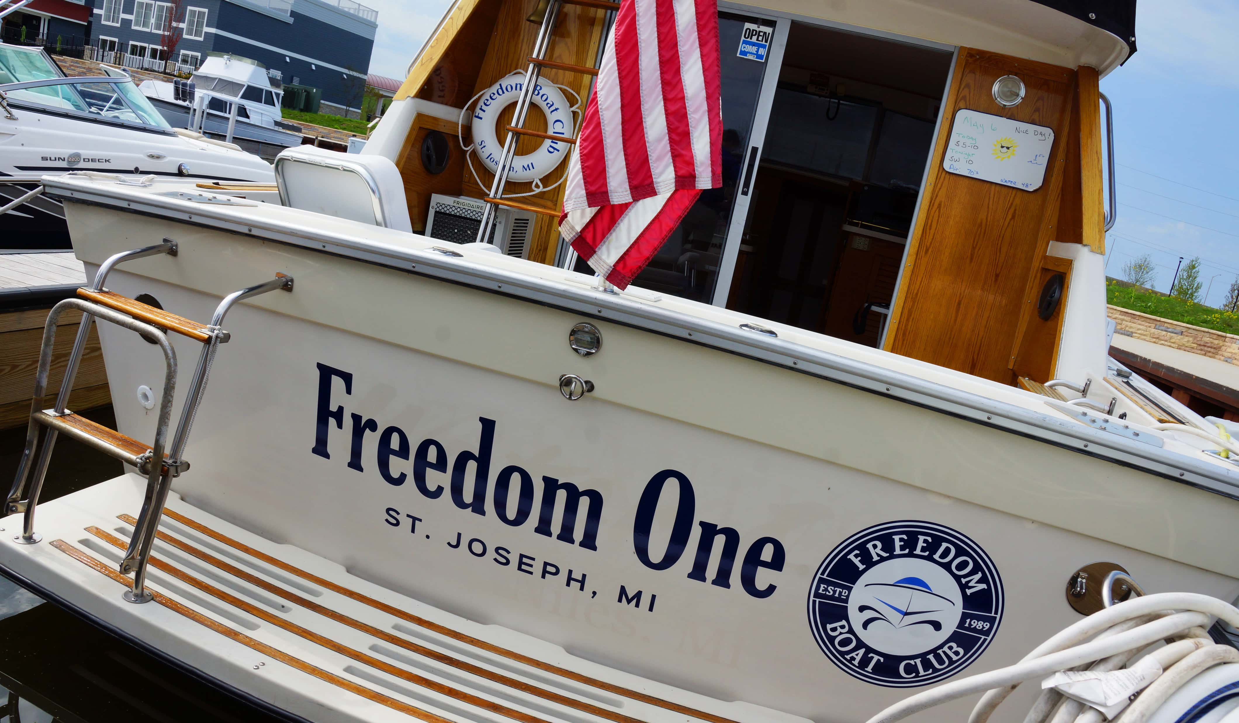 Tom Armon Expands Freedom Boat Club to Holland | Moody on