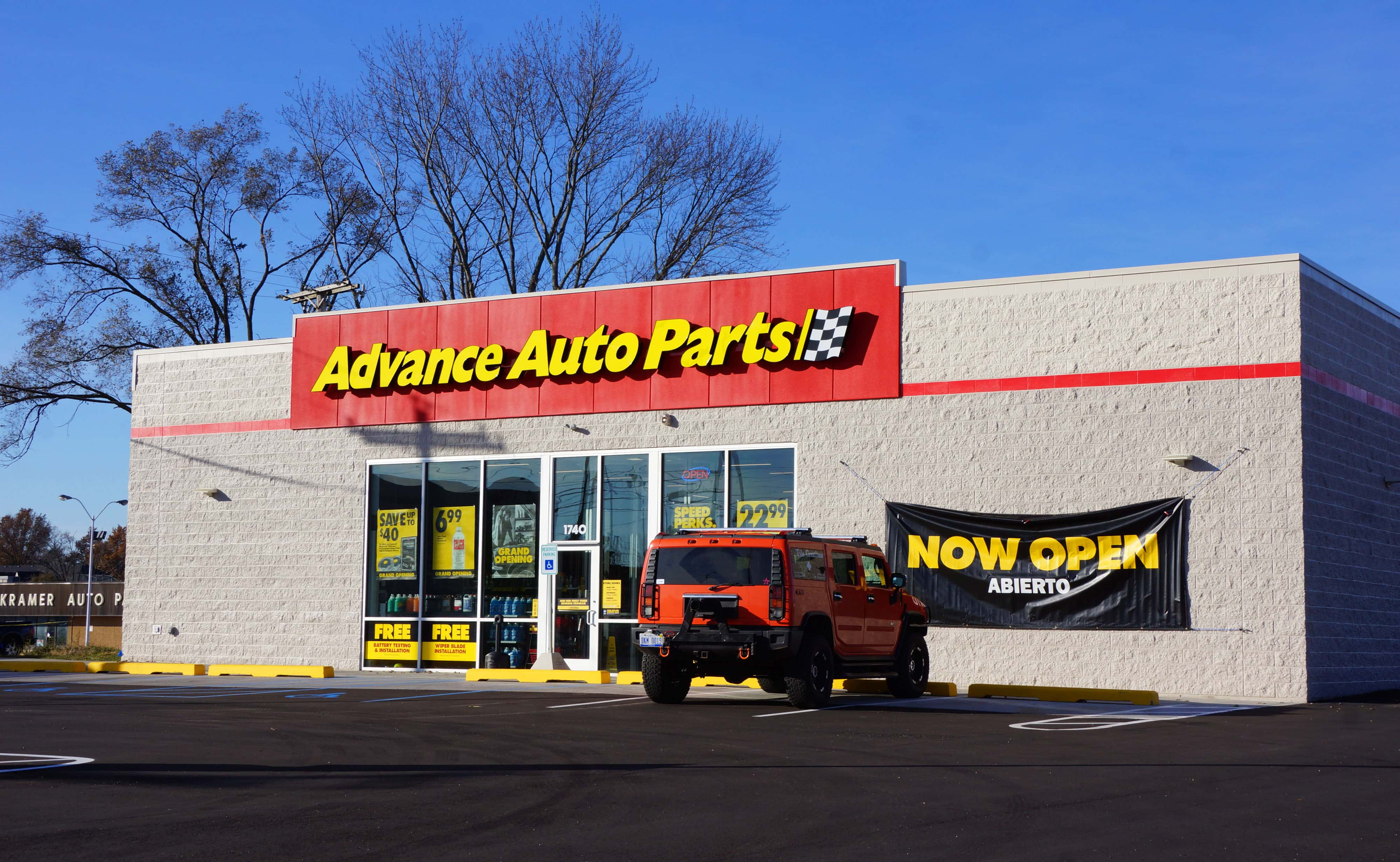 Advance Auto Parts Brand Completes Its Return To Swm Marketplace