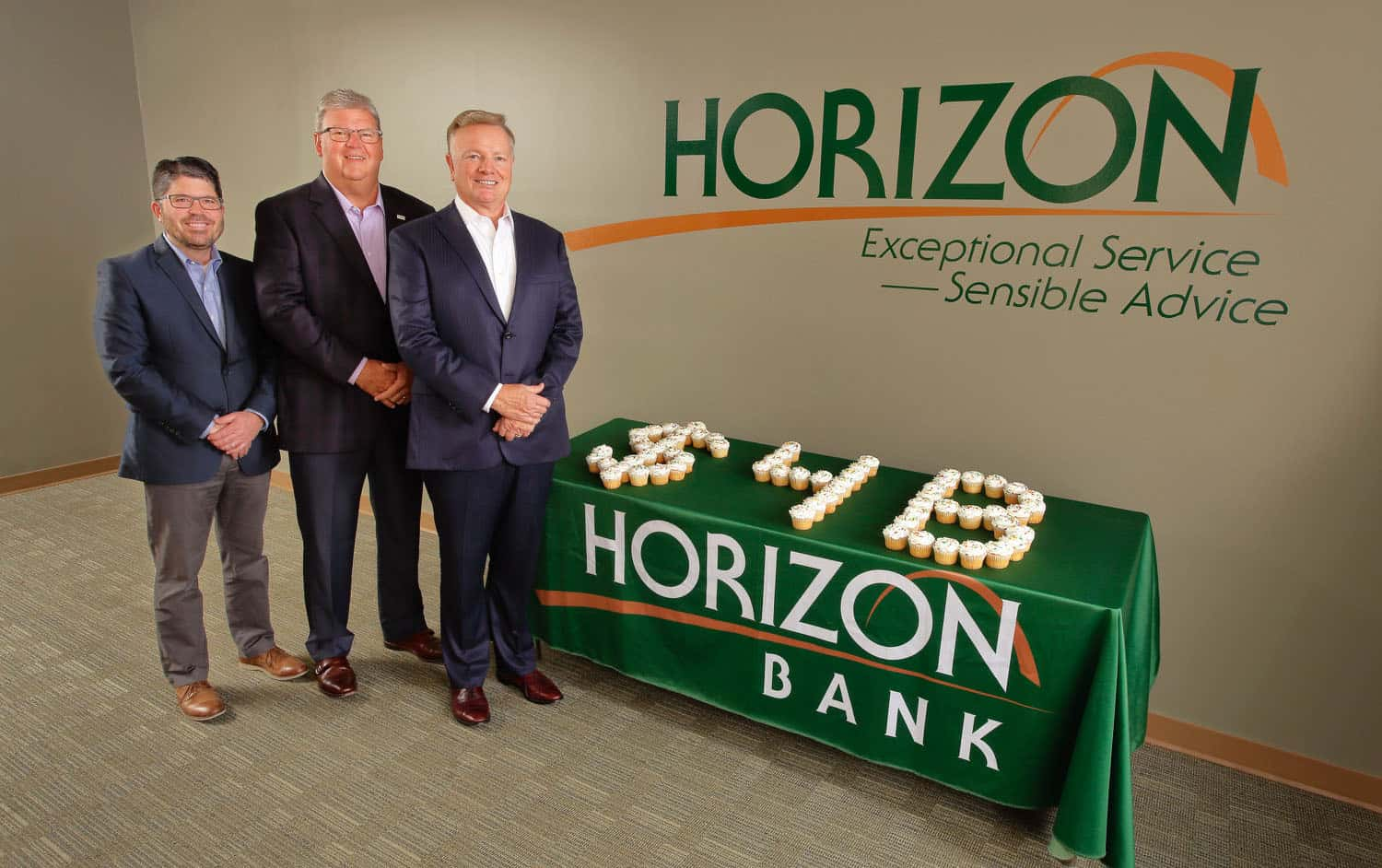 Horizon Bank Tops $4-Billion in Total Assets for First Time