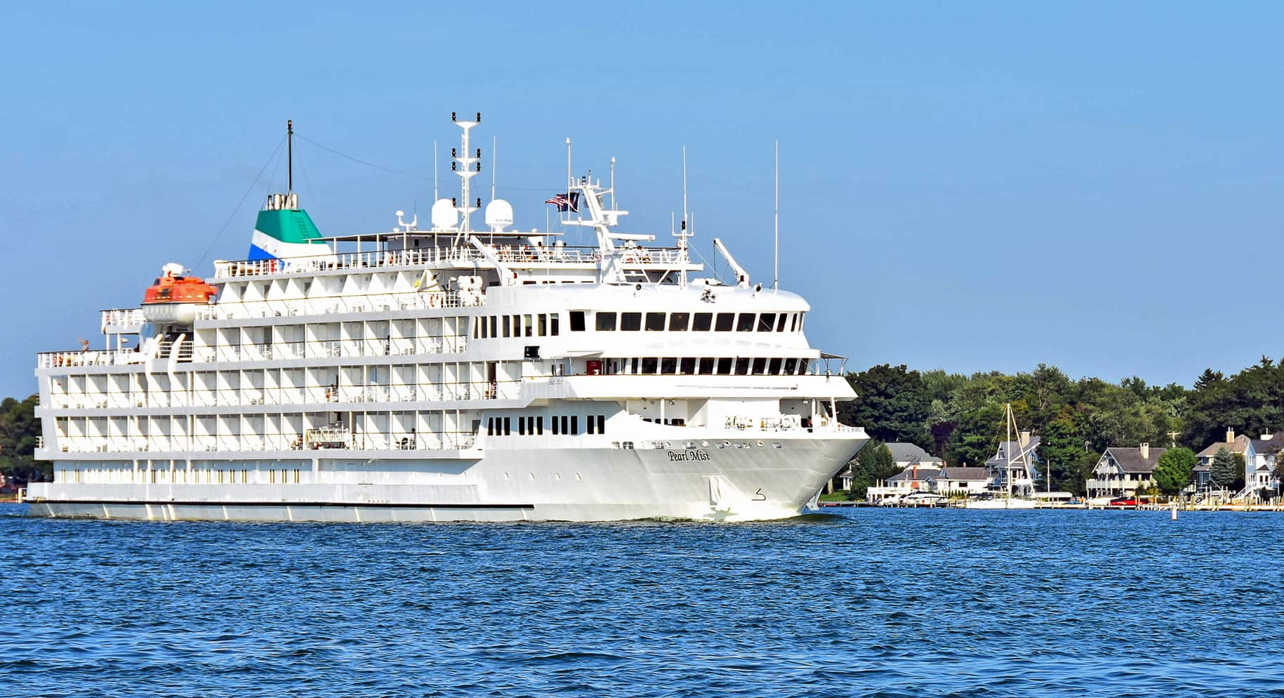 Could St. Joseph Be a Port of Call for Cruise Ships Plying ...