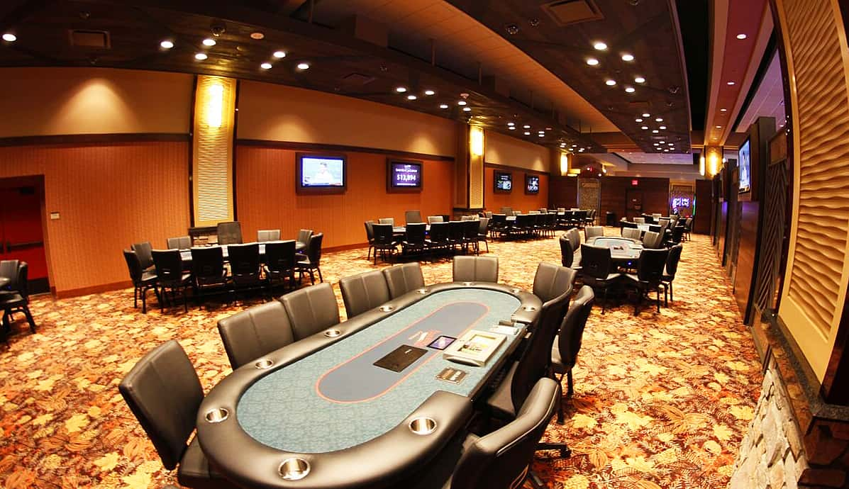 Four Winds Casino In South Bend Debuts New Live Poker Room