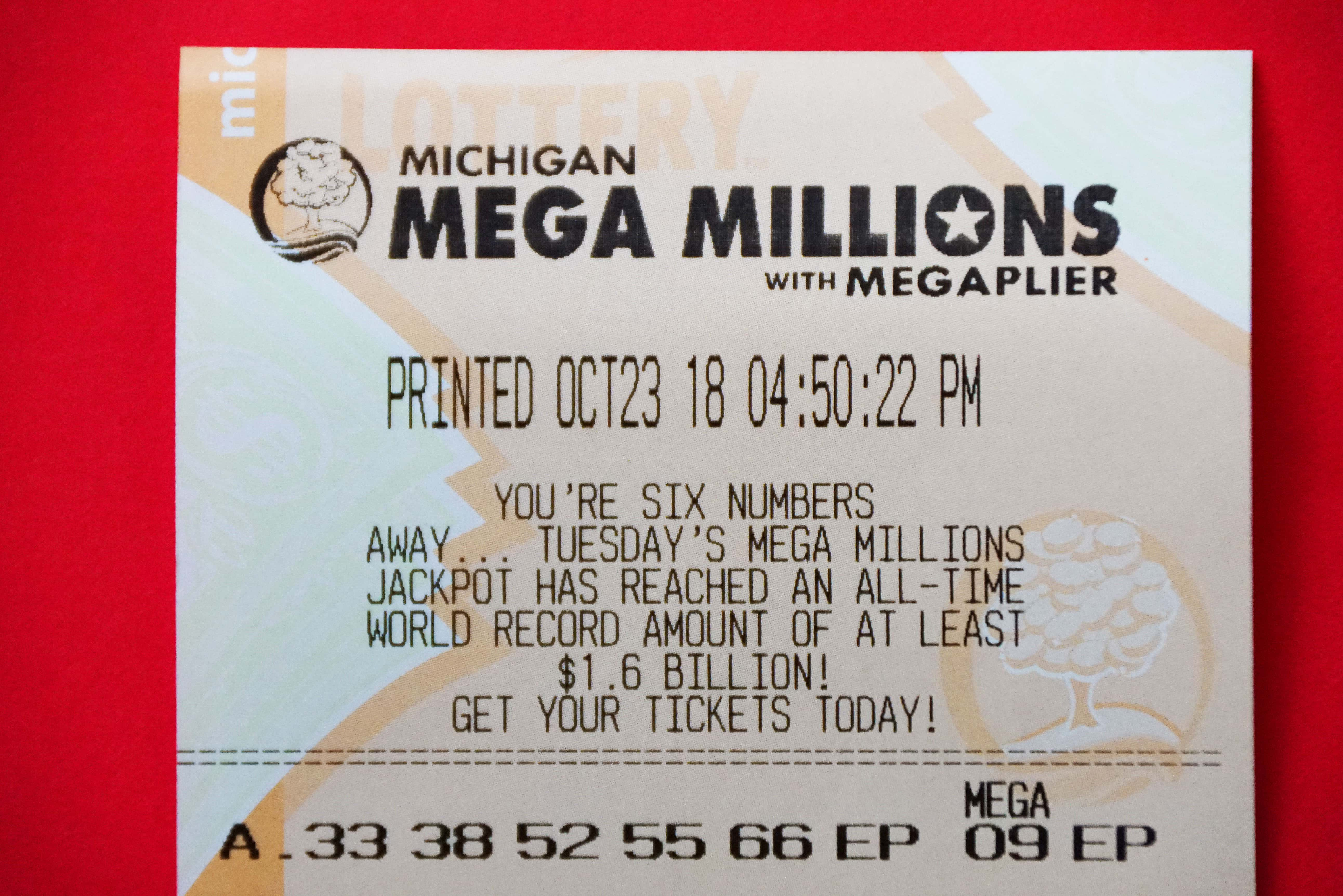 Mega Millions Tuesday Drawing Creates Two New Michigan Millionaires Moody On The Market