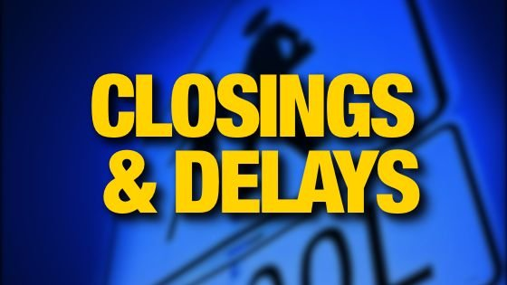 Winter Weather Advisory Results in Some School Closings