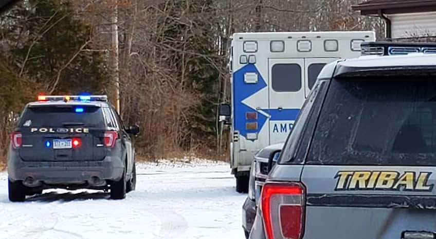 Ambulance Thief Gets Derailed After High Speed Chase On I-94 in