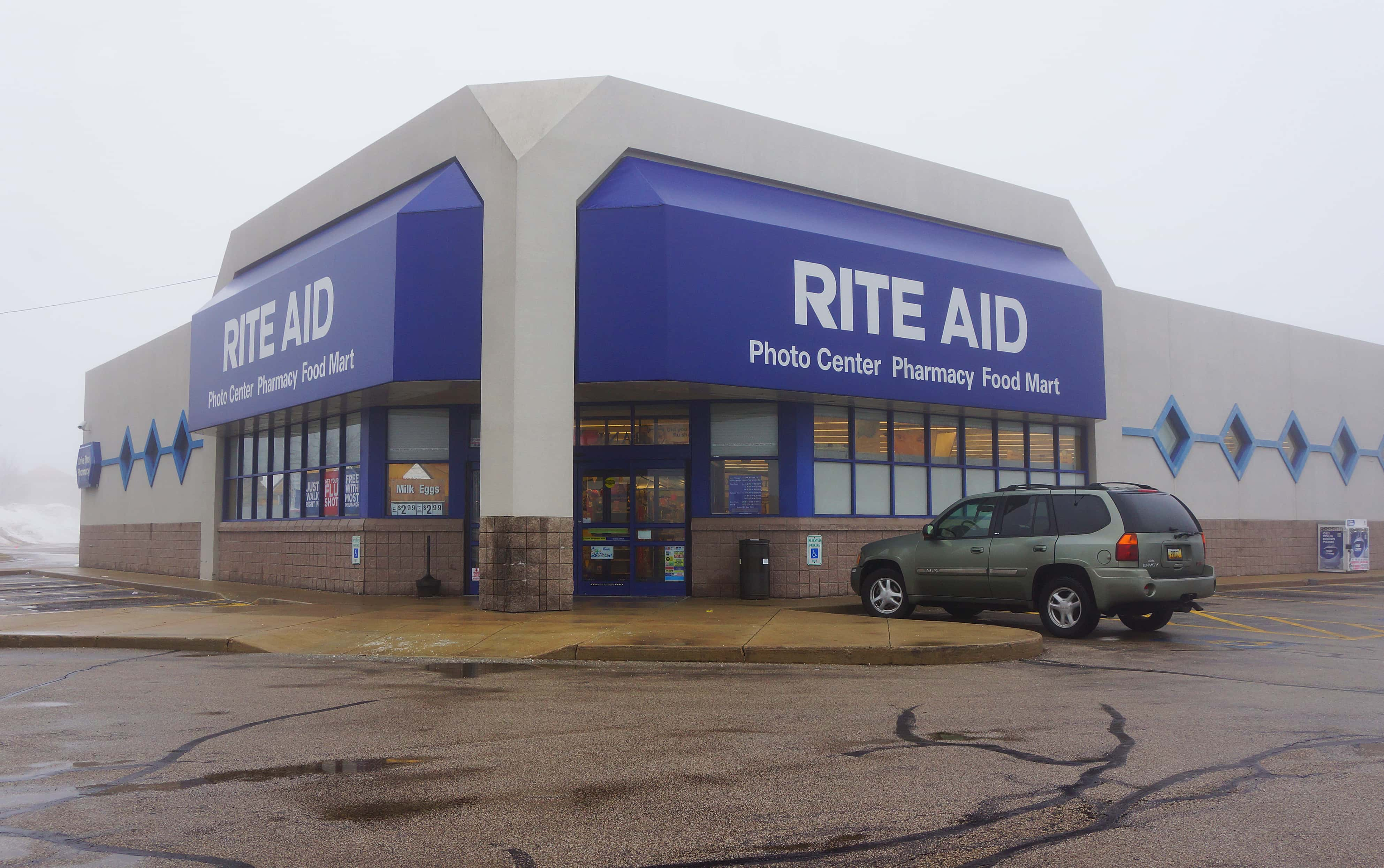 bec0f9d1cc After getting a more than one year reprieve, turns out the on again-off  again fate of the Rite Aid Pharmacy at the Fairplain Plaza is once again  off.