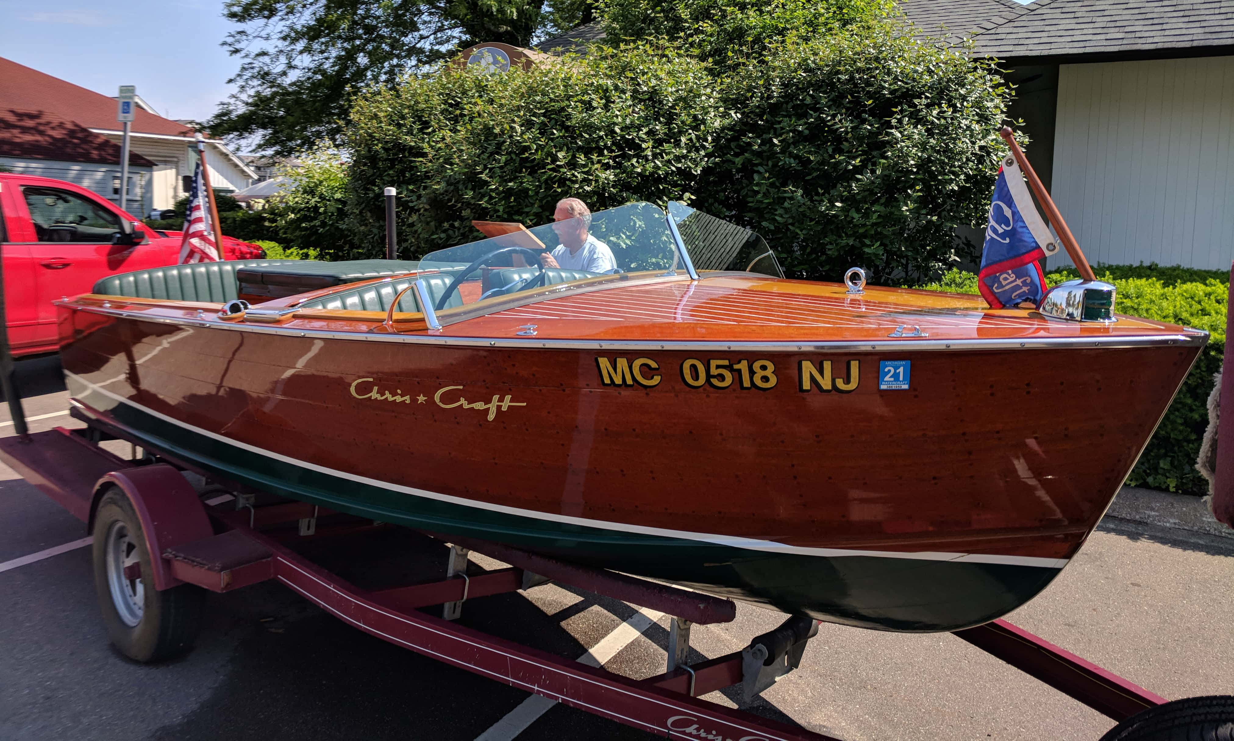 For Boats and Brews, Hit Up The Antique & Classic Boat Show