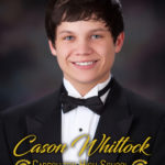 Cason Whitlock: Carrollton High School. Enlisted in the United States Navy