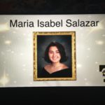 Maria Isabel Salazar: Temple High School. Achievements and Awards Dual Enrollment - University of West Georgia. Junior Chamber of Commerce. Spanish lll. Science Olympiad placed in ornithology. Science Club Cord Recipient. Vice President of National Honor Society. Treasurer of Senior Beta. Academic Team finished 2nd in the Carroll County Championship. Honor Graduate. Carroll County Scholar. Governor's Honor Program Competitor. Highest Average in Senior Course - AP Calculus. 2nd Highest SAT. Marine Award - Scholastic Excellence Award. STAR Student. Carroll EMC Award - Foundation Scholarship. Isabel's future plans is to attend University of West Georgia. Isabel's uncle is a Carroll County Deputy and it's important to her to give back to her community. She plans on majoring in biology and wants to be in the medical field.