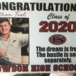 Nathan Teal: Nathan is Graduating with Honors from Bowdon High School.  He plans to continue his career at John Thornton Buick GMC as a car salesman while majoring in business at The University of West Georgia.  Nathan is currently participating in Dual enrollment as a college sophomore at The University of West Georgia and West Central Technical College. Drop by John Thornton Buick GMC and 'Make a Deal with Nathan Teal.