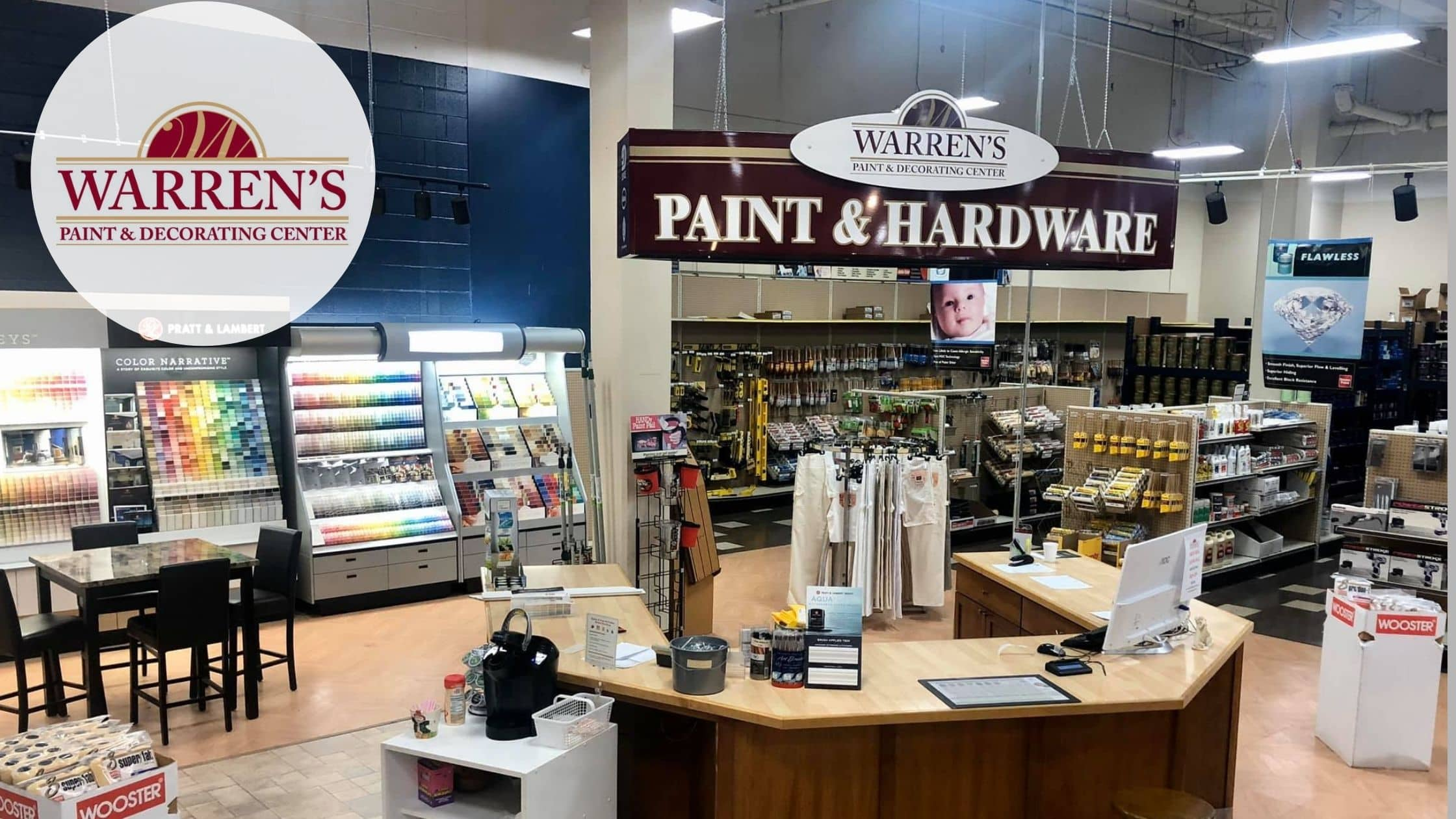 Warrens Paint and Decorating Center
