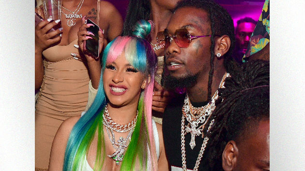 """Cardi B Confirms She Married Offset In September: Cardi B Confirms She And Offset Got Married Last Year: """"We"""