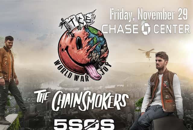 Chainsmokers & 5SOS | Hot 1017