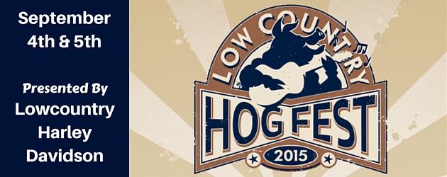 Lowcountry Hog Fest | My 98Rock