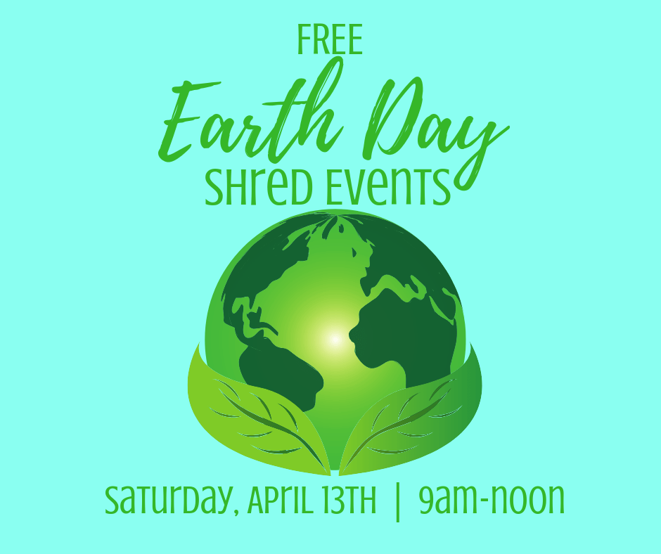 Earth Day Shred Event   My Rock 98