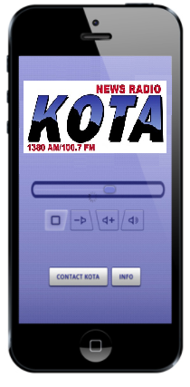 KOTA Mobile App Download | 1380 KOTA AM