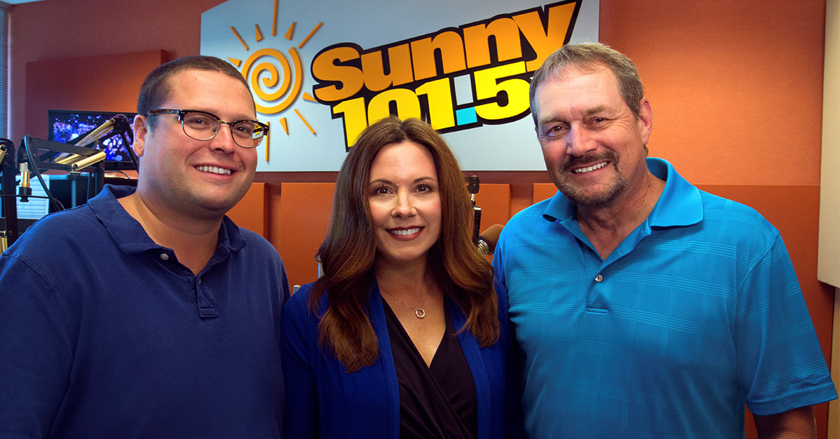 Jack Steve and Traci – 08-07-19 | Sunny 101 5 - 80s, 90s, and Today