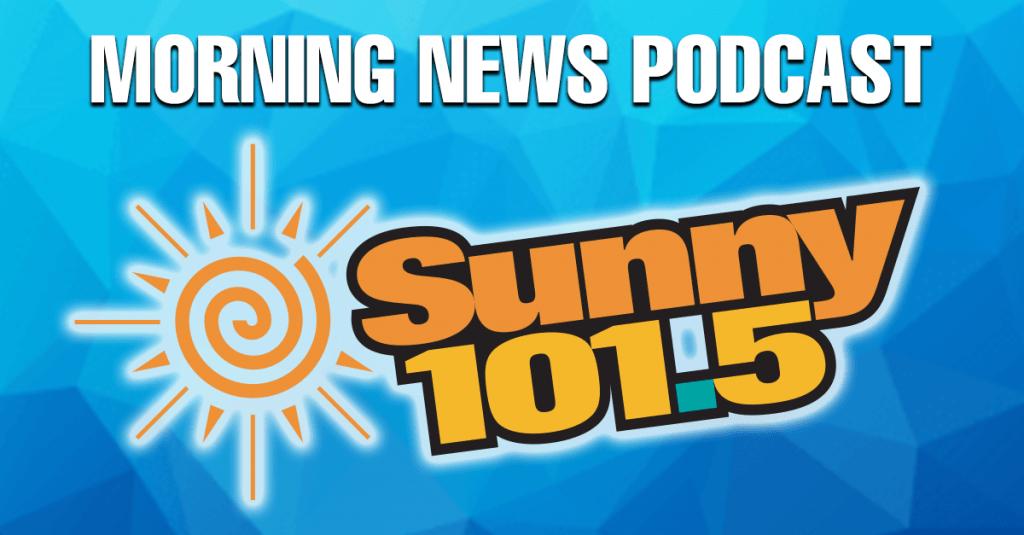 Morning News Podcast: Wednesday, September 11th | Sunny