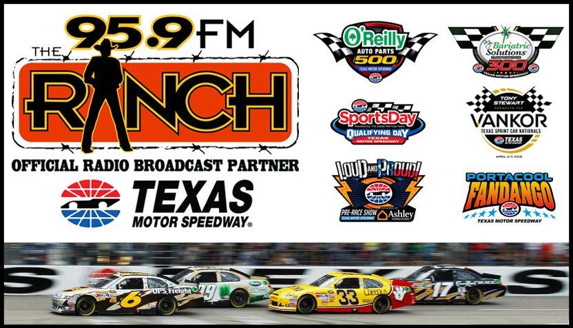 Race Weekend April The Ranch KFWR - Texas motor speedway car show