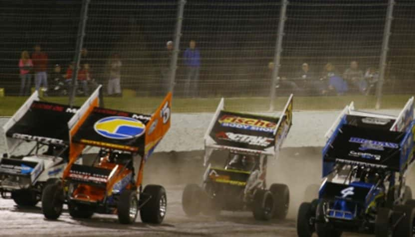 The racing action at Texas Motor Speedway isn't just on the pavement this weekend, its also on the dirt! The ASCS Sprint Cars return to the NASCAR Cup ...