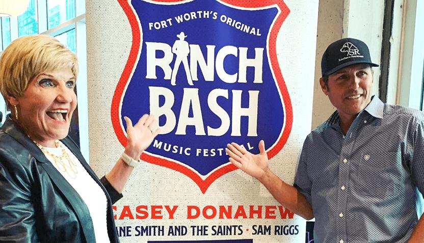 Mayor Betsy Price Talks Ranch Bash 2019 | 95 9 The Ranch KFWR