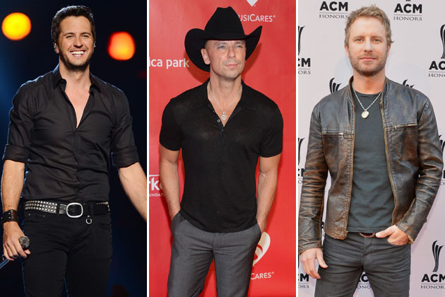 Sexy country male singers