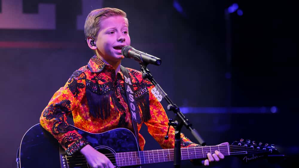 Mason Ramsey Announces New Tour Dates For Fall